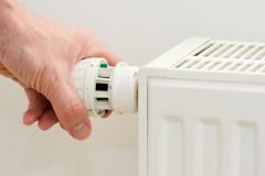 Aberdeen City central heating installation costs