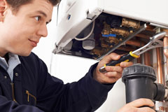 only use certified Aberdeen City heating engineers for repair work
