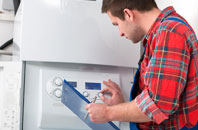 compare replacement boiler costs