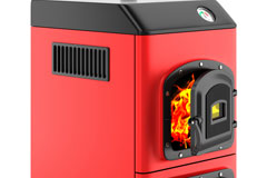 Aberdeen City solid fuel boiler costs